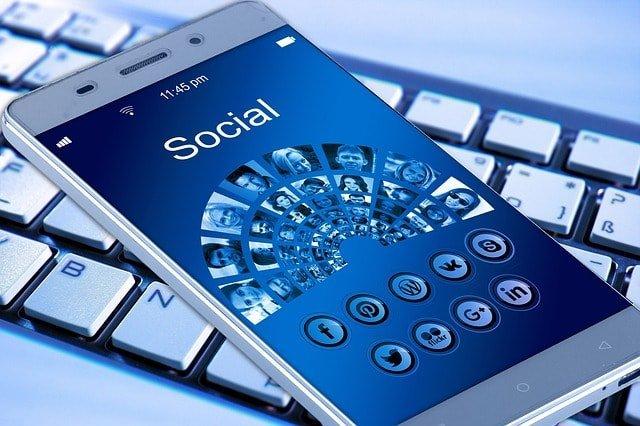 content marketing via social media