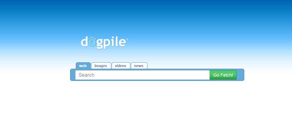 dogpile search engine alternative google