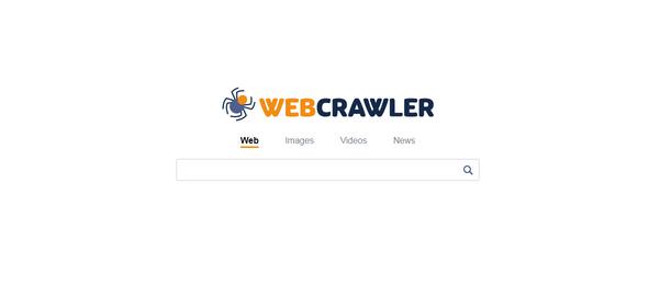 webcrawler search engine