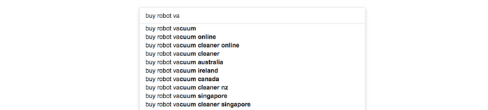 Search terms related autopilot keyword