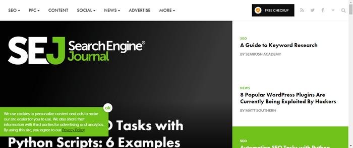 Digital marketing blog for search engine optimization