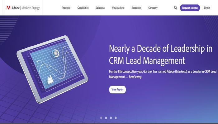 Digital content lead generating tool