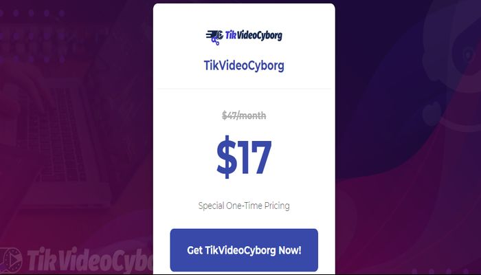 Purchase tikvidecyborg software