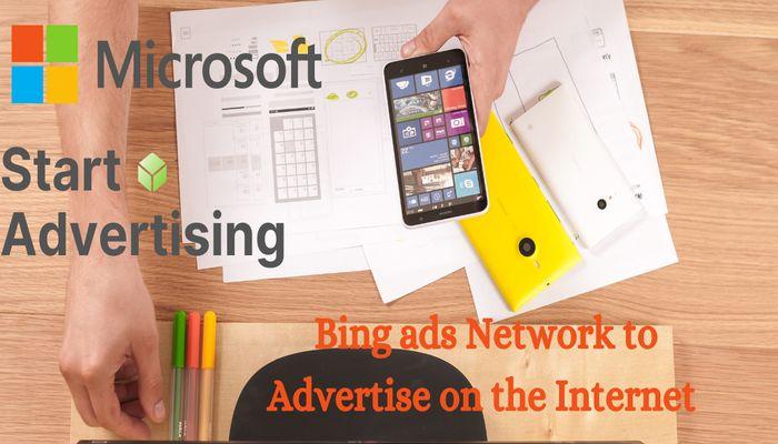 Microsoft bing advertising